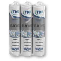 TKK - Trispack Silicone Univers Trasp 3x280 ml