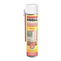 Soudal - Schiuma montaggio porte ml 600