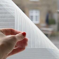 DC-FIX - Plastica Adesiva Trasparente Riga Vert. 67,5x200
