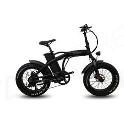 TAM BIKE - Bicicletta Elettrica Fat 20 Nero