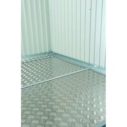 BIOHORT - Pavimentazione Alluminio Casetta Avantgarde L
