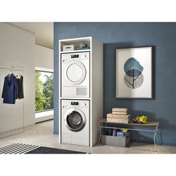 CRIBEL - Mobile doppio x lavatrice/asciugatrice