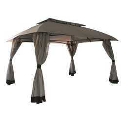 *** - Gazebo Stromboli 4x3x2,6 m