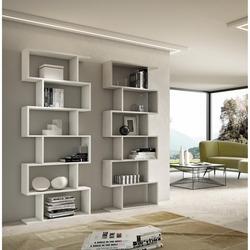*** - Libreria Luce Alta Bianco