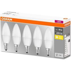OSRAM - Confezione 5 Lampadine