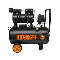 ARMOUR - Compressore 24L Super Silenziato