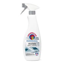 Chanteclair - Detergente Professional Acciao Spray 700 ml