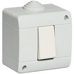 BTICINO - Idrobox Deviatore S25401V1F 10 A 250 V in Custodia