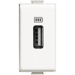 BTICINO - Caricatore USB Matix AM5285C1 Bianco