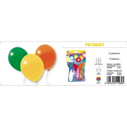 PEGASO - 12 palloncini Large
