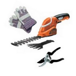 BLACK+DECKER - Kit cesoia GSL 700