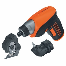 BLACK+DECKER - Svitavvita al litio CS3652LCCT