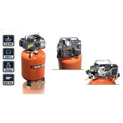 BLACK+DECKER - Compressore verticale BD195/24V
