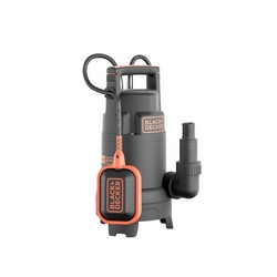 BLACK+DECKER - Pompa immersione 2in1 750w