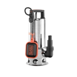 BLACK+DECKER - Pompa a immersione 1100W