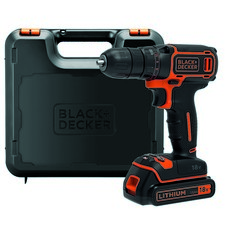 BLACK+DECKER - Trapano avvitatore a batteria EGBL18K