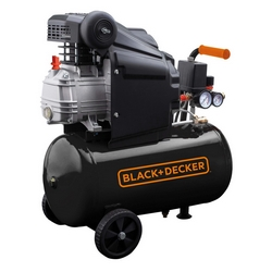 BLACK+DECKER - Compressore 24 Lt BD 205/24