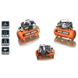 BLACK+DECKER - Compressore BD195/10
