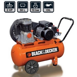 BLACK+DECKER - Compressore BD220/50-2 M