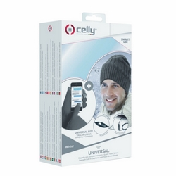 CELLY - Stereo Cap Gloves Black