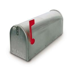 ALUBOX - Cassetta postale U.S.A.