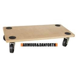 ARMOUR - Carrello portata 200 Kg