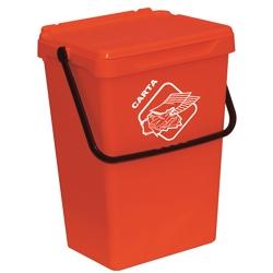 Art plast bidone biosystem 35 lt shop online su brico io for Contenitori raccolta differenziata brico