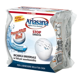 Ariasana power tab micro antiodore 300g-3,90 €