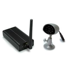 AVIDSEN - Kit Videosorveglianza Wireless