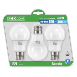 ECO LIGHT - Tripack EG33-092764