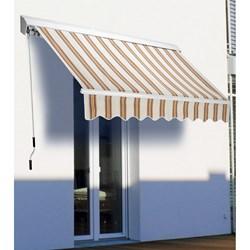 Tenda da sole barra quadra semincassonata 300x200-199,00 €