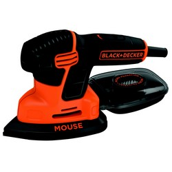 BLACK+DECKER - Levigatrice Mouse KA2000