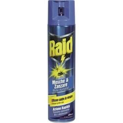 RAID - Insetticida Mosche Zanzare Spray