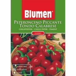 BLUMEN - Peperoncino tondo calabrese
