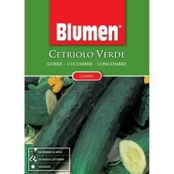 BLUMEN - Cetriolo Verde