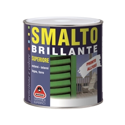 Smalto All'Acqua Satinato 500ml - 14,90 €