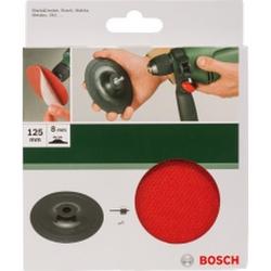 BOSCH - Piastra levigatura ¿125 mm