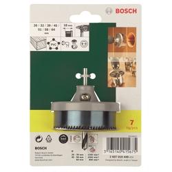 BOSCH - Set 7 Seghe A Tazza Pl