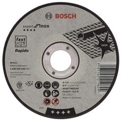 BOSCH - Mola Da Taglio 230x1,9mm Inox Rapido