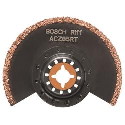 BOSCH - Lama Segmentata In Metallo Duro Riff 85mm