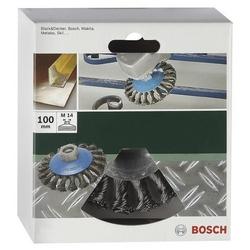 BOSCH - Spazzola conica 100 mm