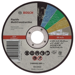 BOSCH - Mola Multiconstruction