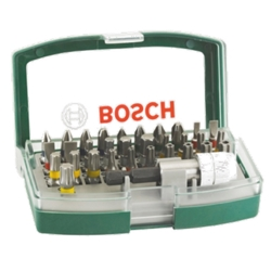 BOSCH - Rainbow Set 32  Bit