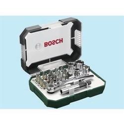 BOSCH - Set 26 pz Cacciavite