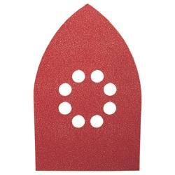 BOSCH - 10 Fogli Abrasivi Per Levigatrice Palmare