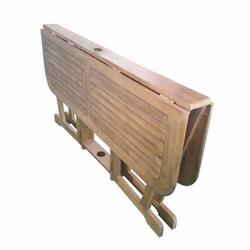 Tavolo consolle acacia
