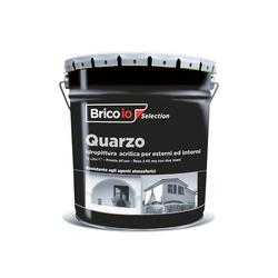 BRICOIO - Idropittura murale al quarzo Bianco