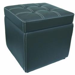 Puff cubo con contenitore-42,90 €
