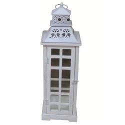Lanterna bianco anticato-19,90 €