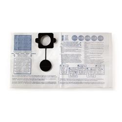 BRIKSTEIN - Confez. 5 Sacchi Filtro Per Aspiratore 20p E 20x